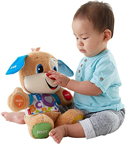 Fisher Price Laugh Learn Smart Stages Puppy (Large Image)