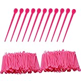 200 Pieces Hair Roller Pins plastic pins roller