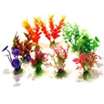 SODIAL(R) 10 x Mixed Artificial Aquar...