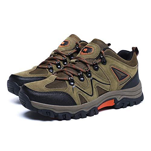 Antidérapant Marron De Randonnee Promenades 45eu Chaussures Homme 39 Trekking Antichoc Sneakers 7FvTq