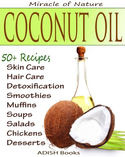 Amazing Coconut Oil Miracles Detoxification ebook product image