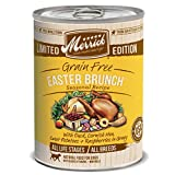 Merrick Spring Seasonals Easter Brunch for Pets (Pack of 12), 12.7 oz.