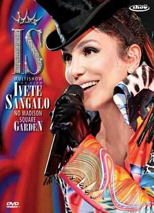 dvd ivete sangalo no madison square garden
