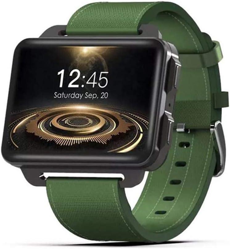 ZNSBH Smartwatch Reloj Inteligente Relojes Pulsera de Actividad Deportivo Reloj Inteligente de navegación GPS de Pantalla Grande de 2,2 Pulgadas