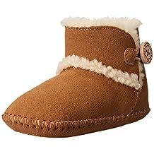 UGG Baby Girl's Lemmy (Infant/Toddler) Chestnut MD (US 4-5 Toddler) M