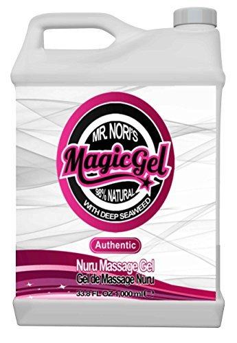 Mr Nori's Magic Gel 975 ml Authentic Nuru Massage Gel by Magic Gel