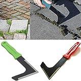 """Chiloskit 2PCS Carbon Steel 8.2"""" L-Shape Blade"""
