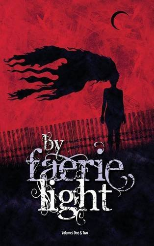 book cover of By Faerie Light