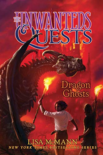 (Dragon Ghosts (The Unwanteds Quests) )