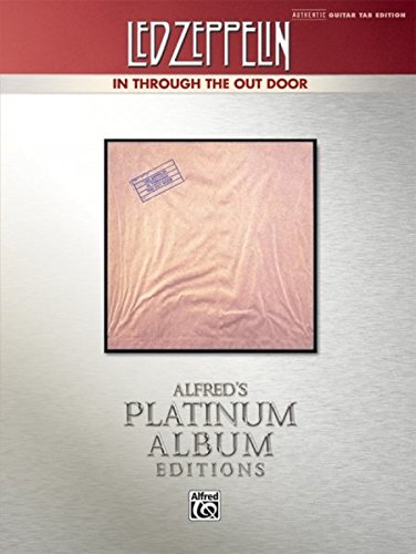 hrough the Out Door Platinum Guitar: Authentic Guitar TAB (Alfred's Platinum Album Editions) ()