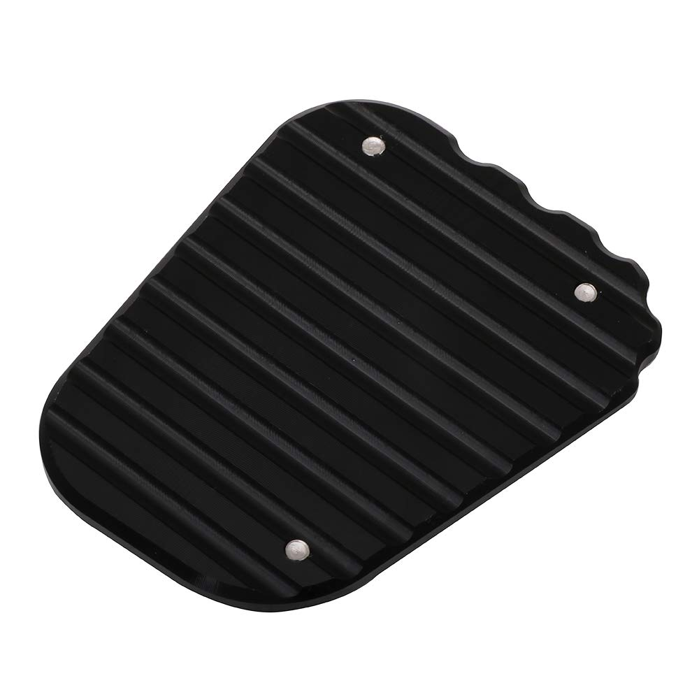 Motorrad Seitenst/änder Extension Pad Unterst/ützung f/ür K1600GT 2017-2019 K1600GTL 2017-2019 Titan