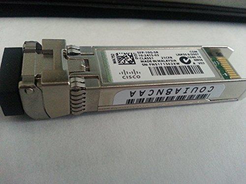 Cisco Genuine SFP-10G-SR Lot of 10 Transceiver/Module SFP+ by Cisco