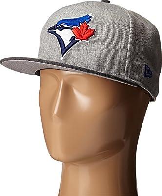 New Era Men's Heather Act Snap Toronto Blue Jays