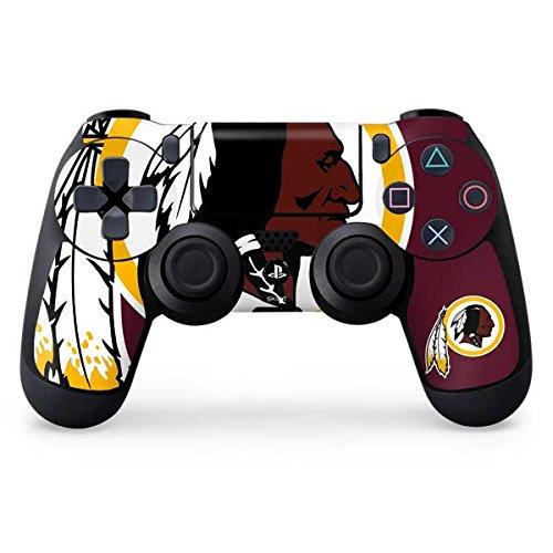 Washington Redskins PS4 Controller Skin - Washington Redskins Large Logo | NFL & Skinit Skin - Nfl Washington Redskins Controller