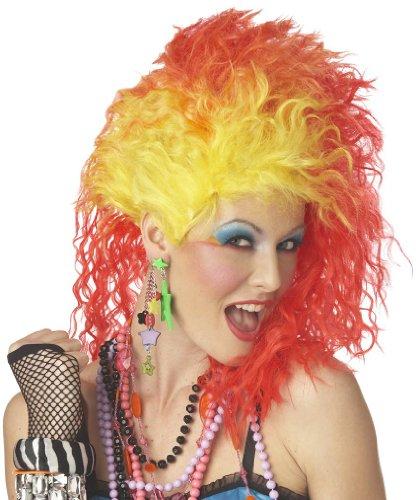 True Colors Wig Costume Accessory -