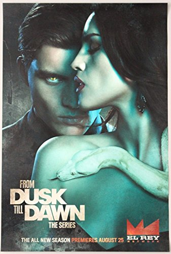 from-dusk-till-dawn-the-series-12x18-original-promo-tv-poster-sdcc-2015-comic-con