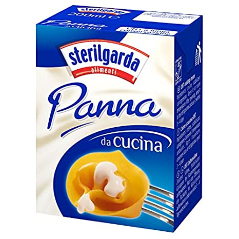 Panna da Cucina Küchensahne 200 ml Sterilgarda: Amazon.de ...