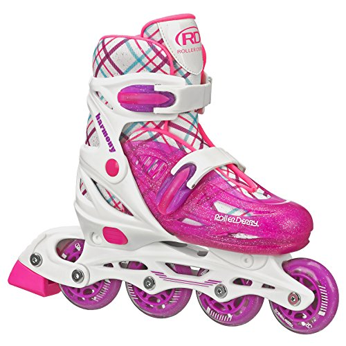 Roller Derby HARMONY GIRLS ADJUSTABLE SKATE by Roller Derby
