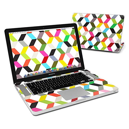 Ziggies Cube - Ziggy Cube Full-Size 360° Protector Skin Sticker for Apple MacBook Pro 15