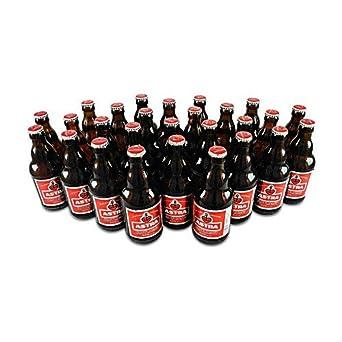 Astra Rotlicht Bier 27 Flaschen Bier à 033 L 60 Vol