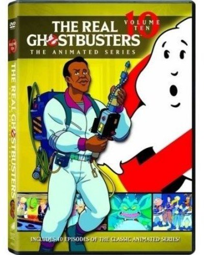 Real Ghostbusters, the - Volume 10