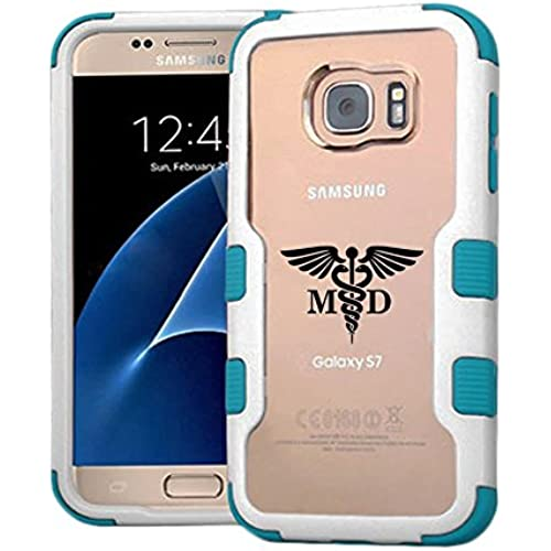 Galaxy S7 Case Medicine Doctor, Extra Shock-Absorb Clear back panel + Engineered TPU bumper 3 layer protection Sales