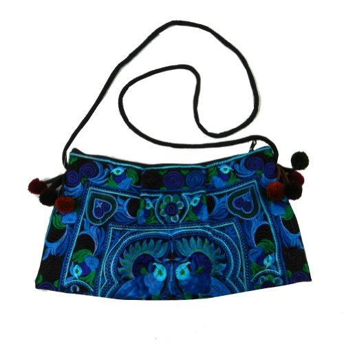 Swingpack Ethnic Embroidered Crossbody Shoulder product image