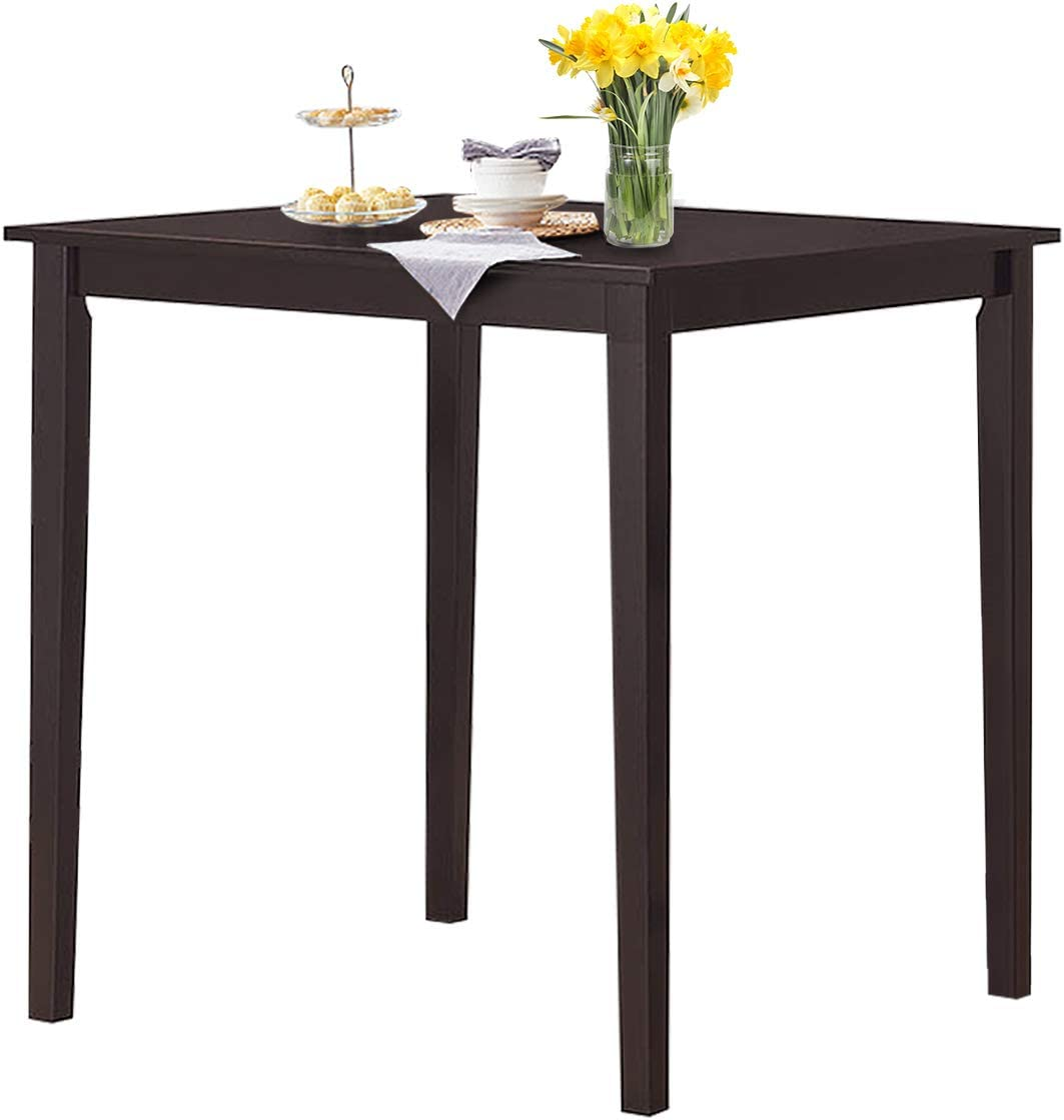 Giantex Square Dining Table