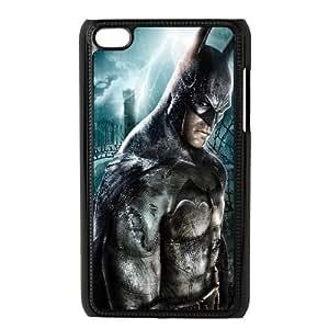 Batman Arkham Asylum Game iPod Touch 4 Case Black Exquisite designs Phone Case TF711846