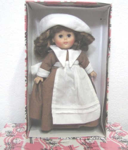 November 8 Ginny Doll from the Calendar collection by The Vogue Doll (Vogue Doll Collection)