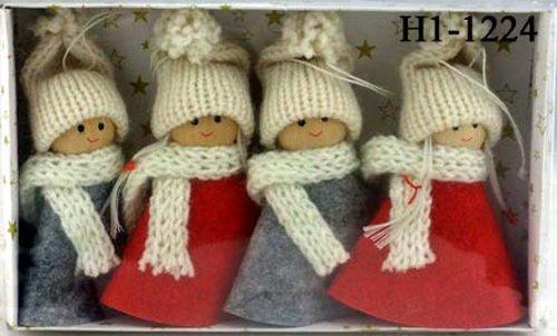 Jultomtar Boys Girls Christmas Ornament product image
