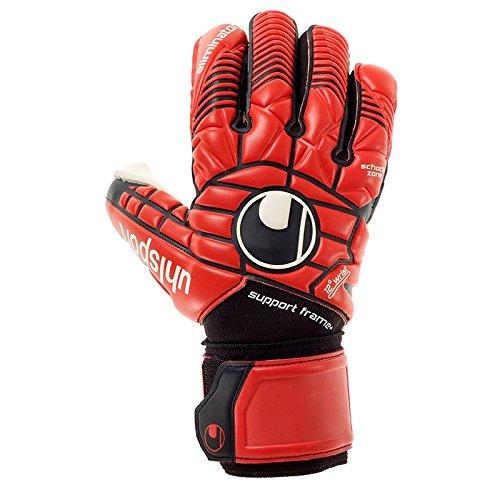 メンズウールシュポルトエリミネーターHNソフトサポートフレーム+指&親指保護ゴールキーパーグローブfor Soccer B01N36AOG8 10.5