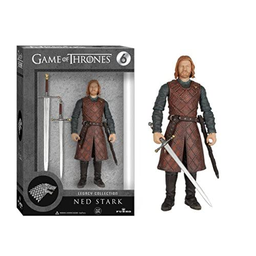 Game Of Thrones Legacy Collection Ned Stark Action Figure