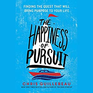 The Happiness of Pursuit Audiobook