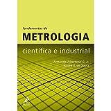 capa de Fundamentos de Metrologia Científica e Industrial