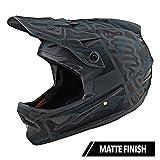 Troy Lee Designs Adult Full Face | BMX | Downhill | D3 Fiberlite Factory Mountain Biking Helmet with MIPS