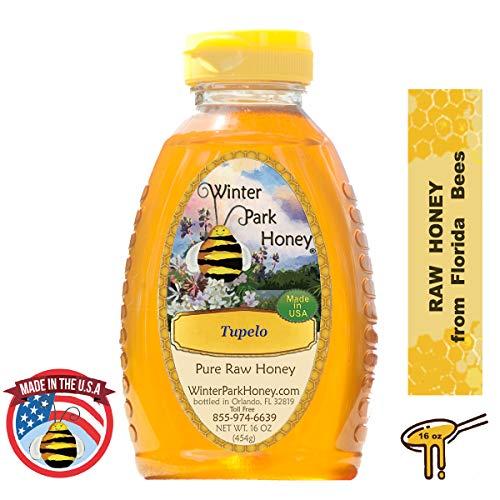 Winter Park Honey - Raw Tupelo Honey from Florida Panhandle