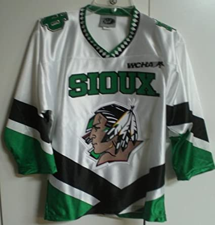 Image Unavailable. Image not available for. Color  UND North Dakota  Fighting Sioux X Large Hockey Jersey 3e1c4c4531c