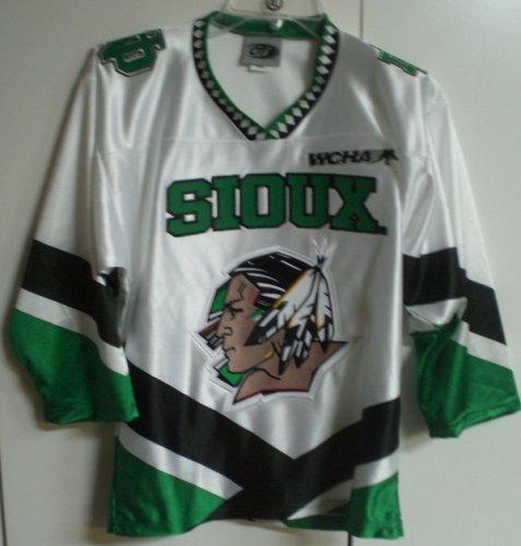 sale retailer 8448b 94565 Amazon.com : UND North Dakota Fighting Sioux X Large Hockey ...