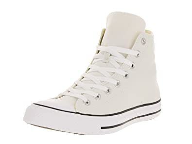 Converse Mens Chuck Taylor All Star Hi Top Seasonal Fashion Sneaker Shoe, Buff, 6.5