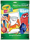 Toys : Crayola Finding Dory Color Wonder Paper & Markers