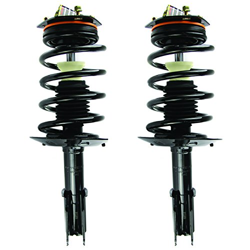 MOTORMAN Front Left & Right Complete Strut and Coil Spring Assembly 171670 for 2000-2013 Chevrolet Impala 1998 1999 2000 2001 2002 Oldsmobile Intrigue