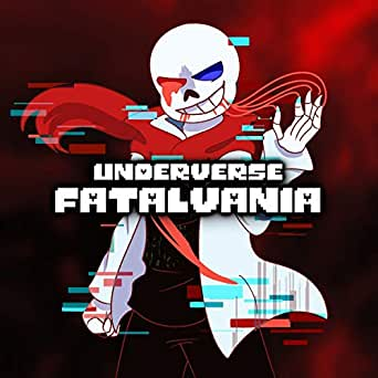 Undertale Fatalvania Fatal Error Sans Megalovania By Frostfm On