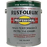 RUST-OLEUM 7738-402 Professional Gallon Hunter Green Enamel Coating
