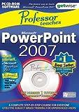 Greenstreet Professor Teaches Microsoft Powerpoint 2007 Training Suite (PC)