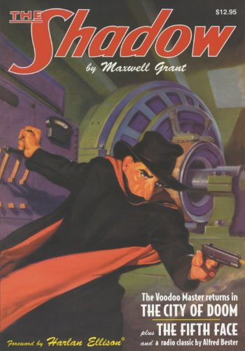 The City of Doom/The Fifth Face (Shadow (Nostalgia Ventures))