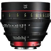 Canon CN-E 35mm T1.5 L F Cine Prime Lens EF Mount - International Version (No Warranty)