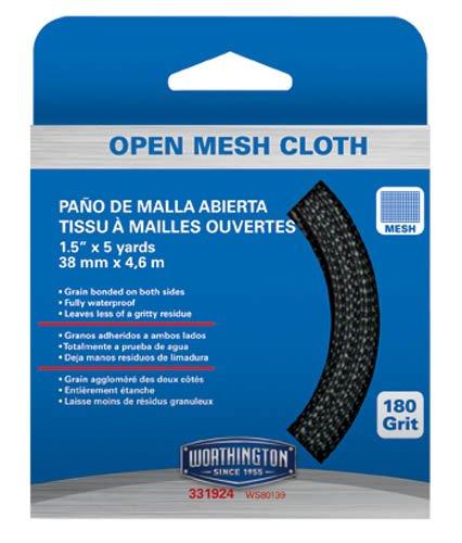 Worthington 85319 Mesh Sand Cloth Taramet