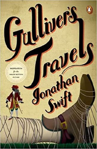 Image result for gulliver's travels book