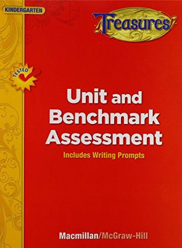 Treasures, Grade K: Unit and Benchmark Assessment